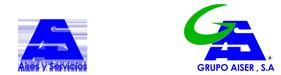 Grupo Aiser Logo